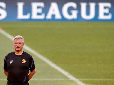 It's not going to be easy for United. Reuters