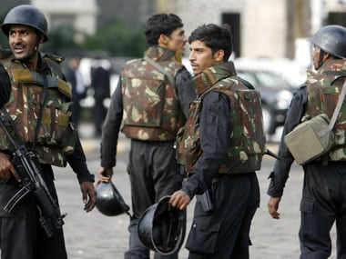 File image of NSG commandos. Reuters
