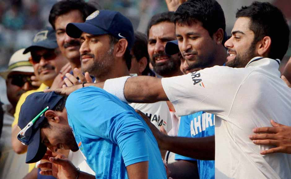 Dhoni applauded the team's character after the whitewash, saying that they had to battle it out at times -- and they did it successfully. PTI