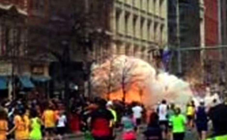 Two explosions that occurred during the Boston Marathon left three people dead and more than 140 injured. AP
