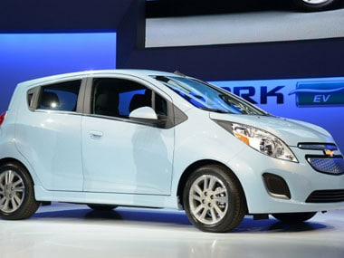 Chevrolet sold only 7, 789 units of the car. AFP