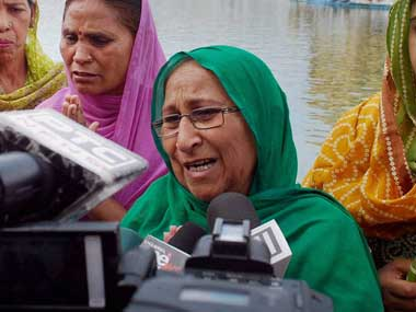 Dalbir Kaur has spearheaded the campaign to free her brother for decades. PTI
