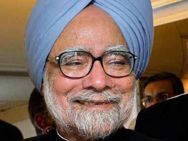 Prime Minister Manmohan Singh. PTI