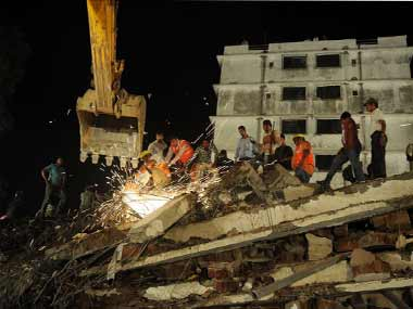 Will the building collapse prompt rehabilitation of other illegal structures? AFP