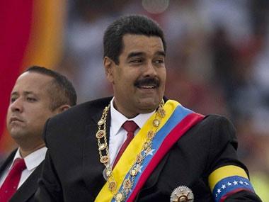 Nicolas Maduro. AFP