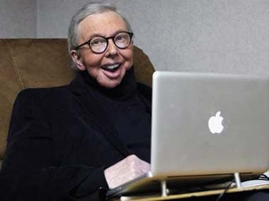 Roger Ebert, America's most influential movie critic, passes away