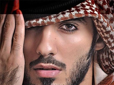 Omar Borkan Al Gala, one of the three men to get deported from Saudi Arabia for being too handsome.