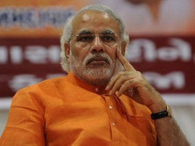 BJP's celebration of Modi will cost them in the long run. AFP.