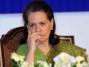 Sonia Gandhi reckons that the Food Security Billl is critical to securing the Congress' political fortunes. AFP