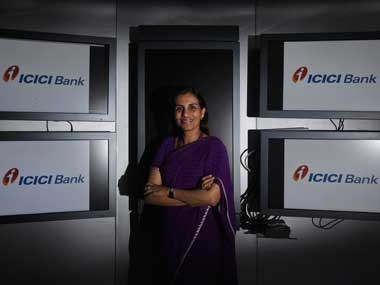 ICICI Bank CEO and managing director Chanda Kochhar. Reuters
