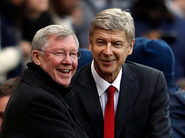 Can Arsene Wenger fill the vacuum caused by Sir Alex Ferguson's retirement. Reuters