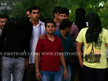 Players who were arrested for spot fixing in the IPL. Naresh Sharma/ Firstpost