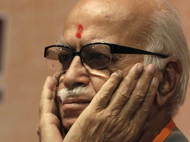 The Iron Man of Indian politics is showing signs of rusting. AP