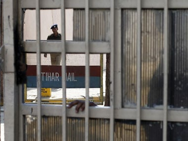 A file photo of the Tihar jail. Reuters
