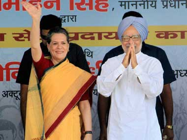 Do the resignations do more harm to Manmohan's image while harming Sonia's? PTI
