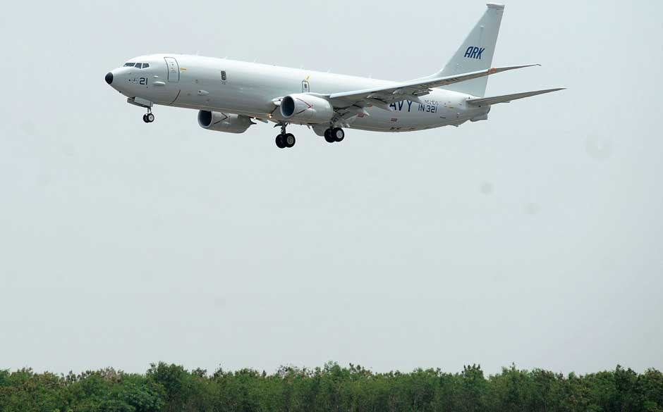 Images: Boeing P-8I, Indian Navy's eye in the sky