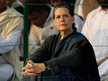 What makes Sonia Gandhi go unscathed from all the mainstream media torrent? PTI.