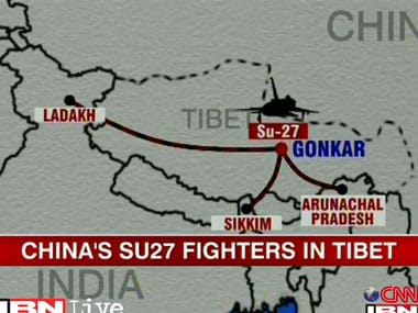 is china a threat to india