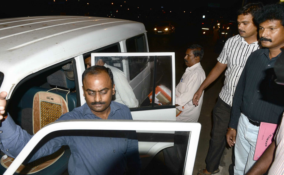 Images: CBCID raid Radisson Blu in connection with IPL betting case