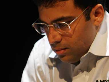 Anand draws with Karjakin, finishes eighth in Tal Memorial