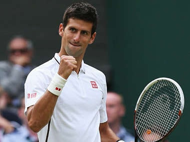 Djokovic cruised to victory. Getty Images