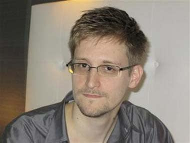 Edward Snowden in this file photo. Reuters