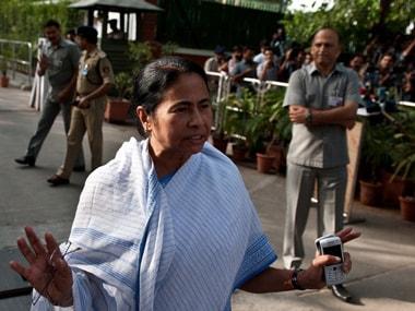 West Bengal CM Mamata Banerjee. AFP