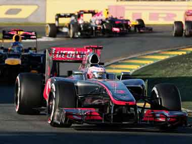 For the first time in 65 races, a span dating back to November 2009, the once-invincible team failed to claim a single point after both drivers finished outside the top 10. AP