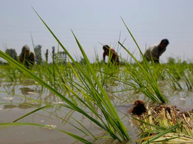 The rains usually cover all of India by mid-July, but this year it happened on June 16, the earliest such occurrence on record