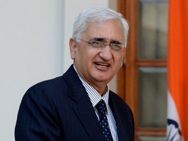Khurshid said India's influence was rising in global fora. AFP