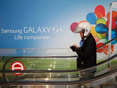 Samsung loses $12 bn in market value over Galaxy S4 profit fears