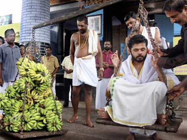 After getting bail, Sreesanth is set to get married. PTI