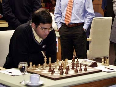 Anand draws with Mamedyarov in 7th round of Tal Memorial Chess