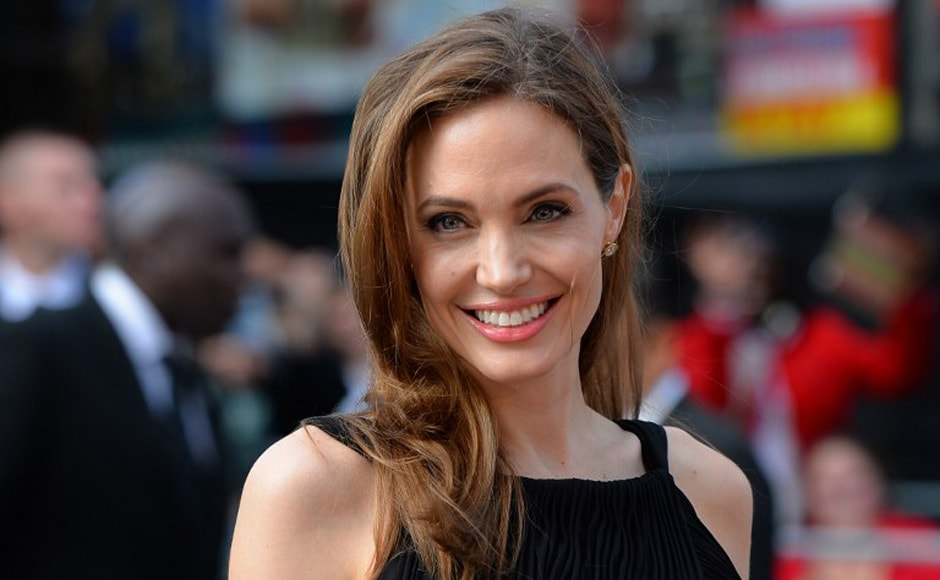 Images: Angelina Jolie makes first public appearance after double mastectomy