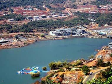 Lavasa - is one of the most controversial projects in the Western Ghats. PTI.
