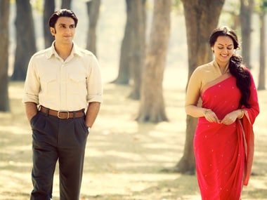 A screengrab from the film, Lootera.