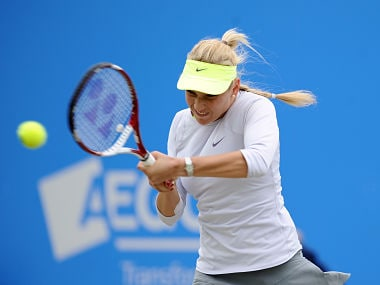 Vekic has even impressed Chris Evert. Getty Images