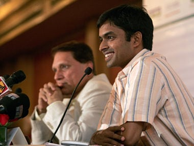 File photo of Pullela Gopichand. Reuters