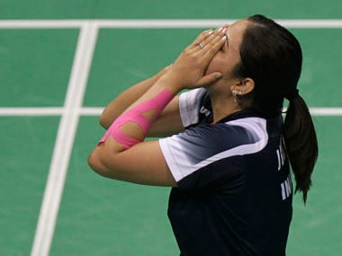 File photo of Jwala Gutta. Reuters