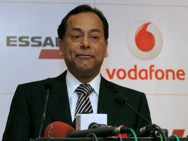Essar's Vice Chairman Ravi Ruia. AFP