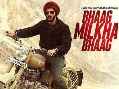 Promotional image for Bhaag Milkha Bhaag