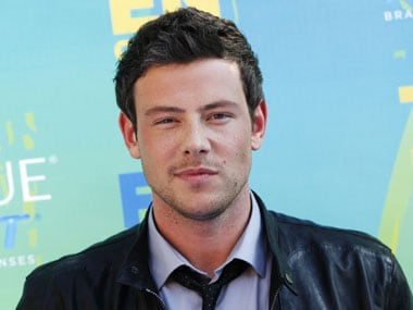 Cory Monteith. Reuters.