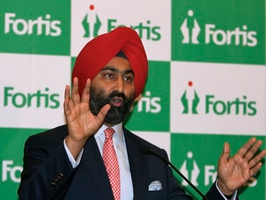 Fortis Healthcare shares soar 24.5% to Rs 157.05 on merger buzz
