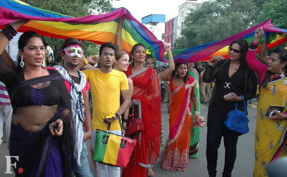 Similar rallies are also held in India - the Mumbai edition being called the Queer Azadi March. Firstpost.