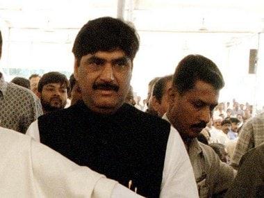 Gopinath Munde. PTI