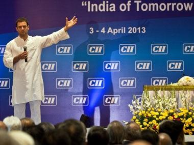 Rahul Gandhi's mentor GM Gopal is a well-kept Congress secret. AFP.
