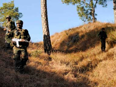 The army is accused of abducting four Pakistani men and killing them. PTI