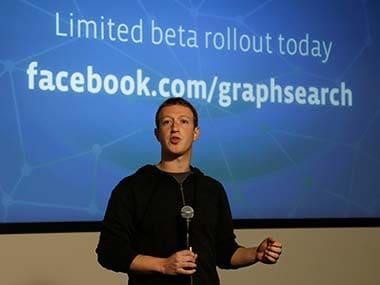 Mark Zuckerberg in this file photo. Associated Press