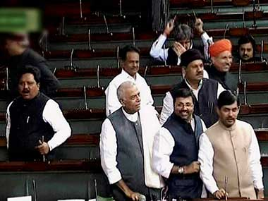 Will this be the fate of Parliament today?