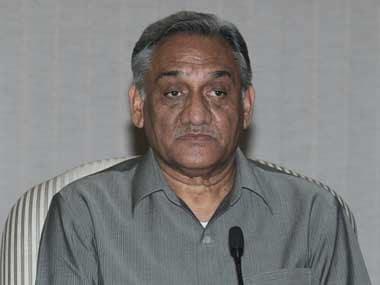 Uttarakhand Chief Minister Vijay Bahuguna. Image courtesy PIB